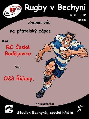 RCB vs. O33